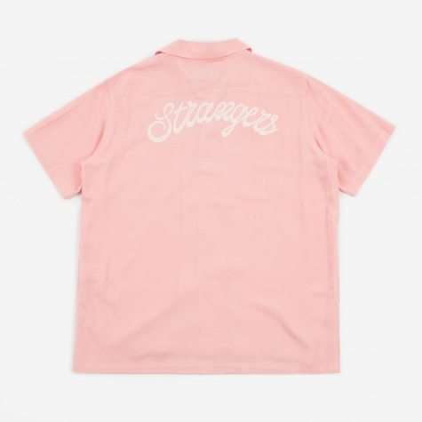 Hearts and Arrows Shirt - Pink