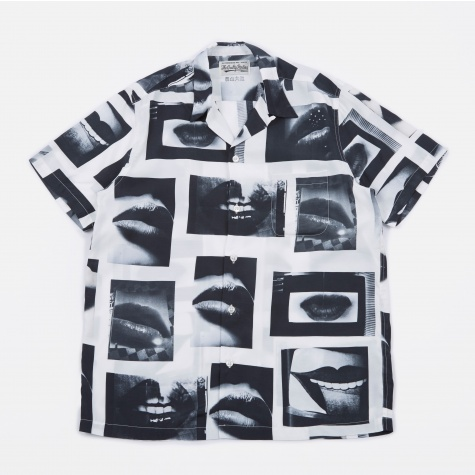 x Daido Moriyama Hawaiian Shirt (Type 3) - White