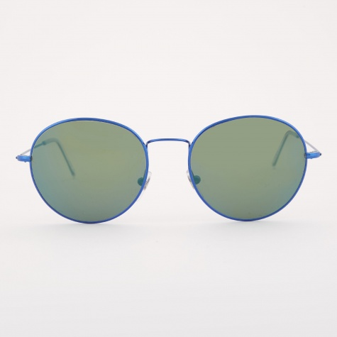 x Super Wire Sunglasses - Green