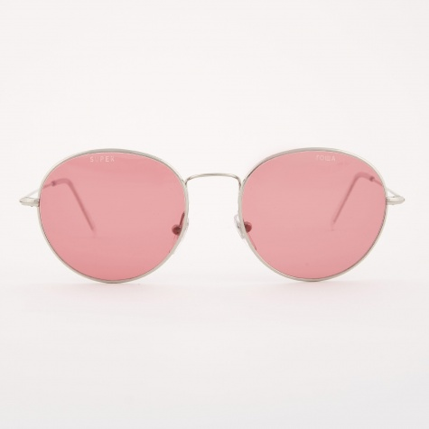 x Super Wire Sunglasses - Pink