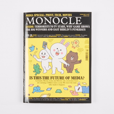 Monocle - Issue 110 (Feb 2018)