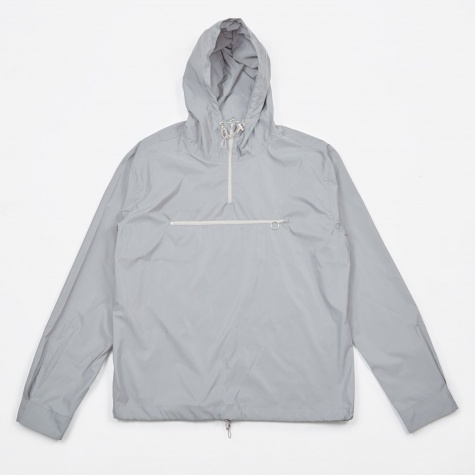 Newill Light Hooded Jacket - Silver Reflex