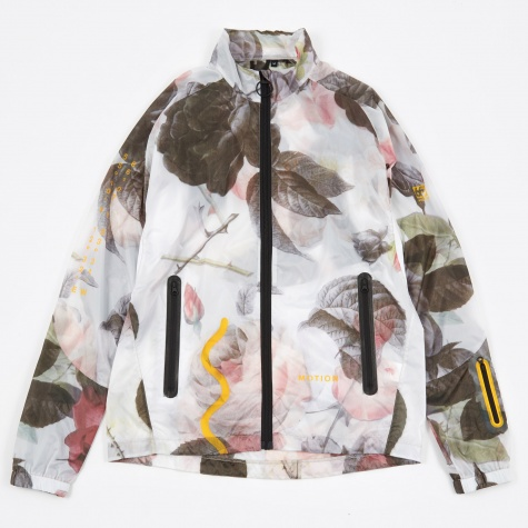 Meets 66North Running Jacket - Flower Print