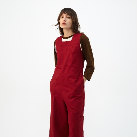 Corin Boilersuit - Red