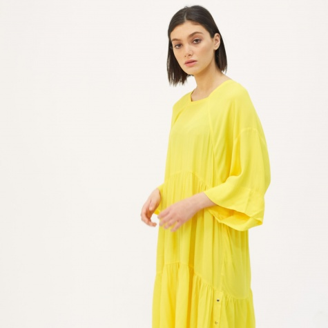 Richard Dress - Yellow