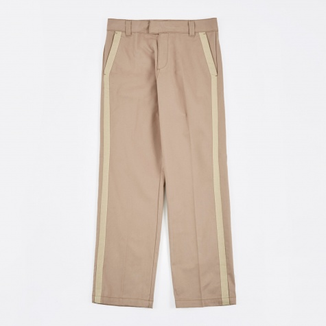 Greco Heavy Pants - Light Beige