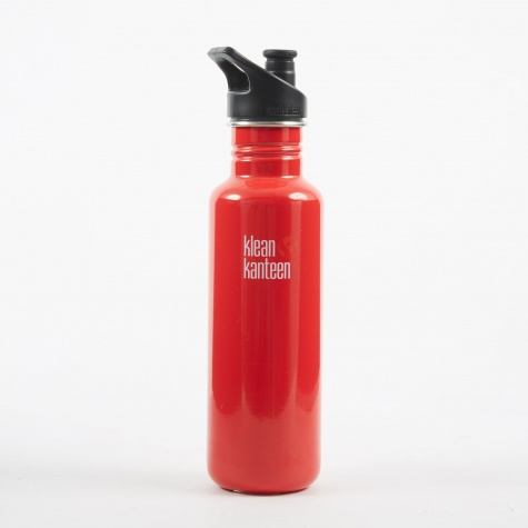 Classic Sport Cap 800ml - Mineral Red