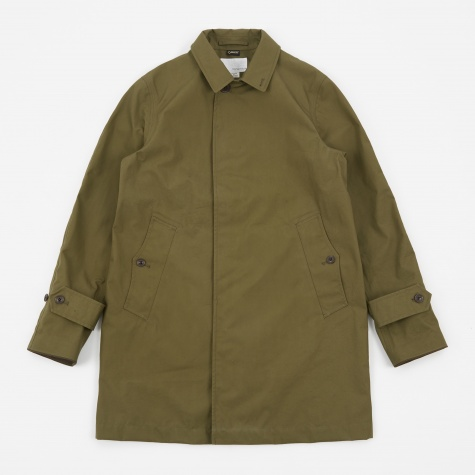 GORE-TEX Soutien Collar Coat - Light Khaki