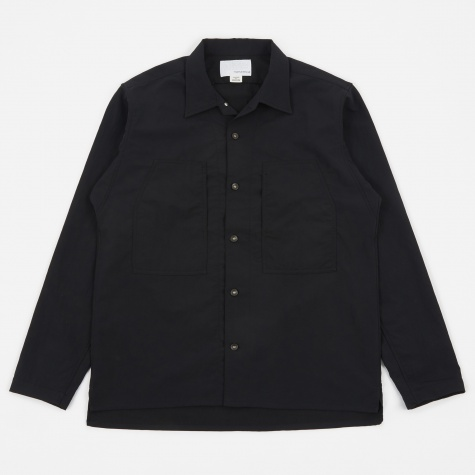 ALPHADRY Shirt Jacket - Black