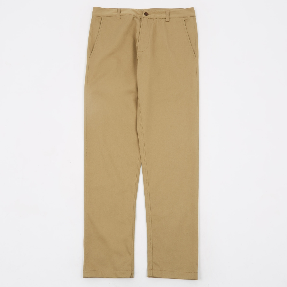 Universal Works Aston Pants - Sand Twill (Image 1)