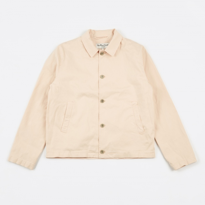 YMC Groundhogs Jacket - Pink (Image 1)
