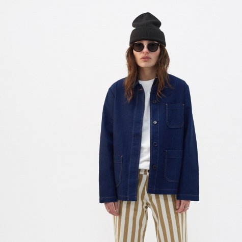 Alma Denim Jacket - Indigo