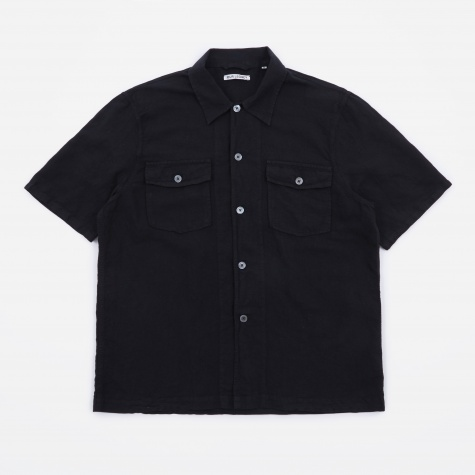 Chamois S/S Shirt - Black