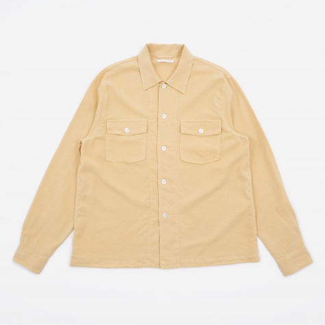 Chamois Shirt - Yellow