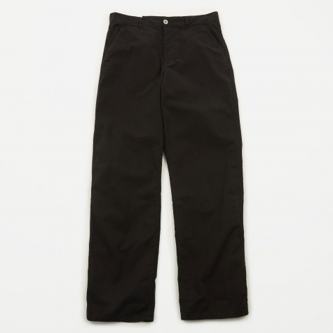Commando Pants - Black