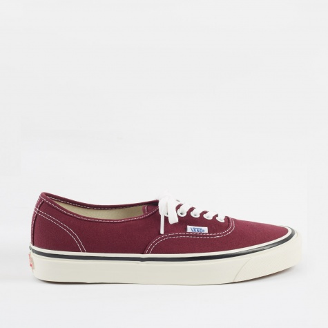 Authentic 44 DX - OG Burgundy