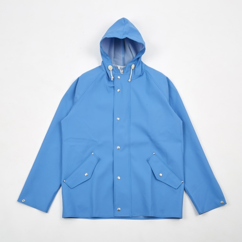 Anker Rain Jacket - Luminous Blue