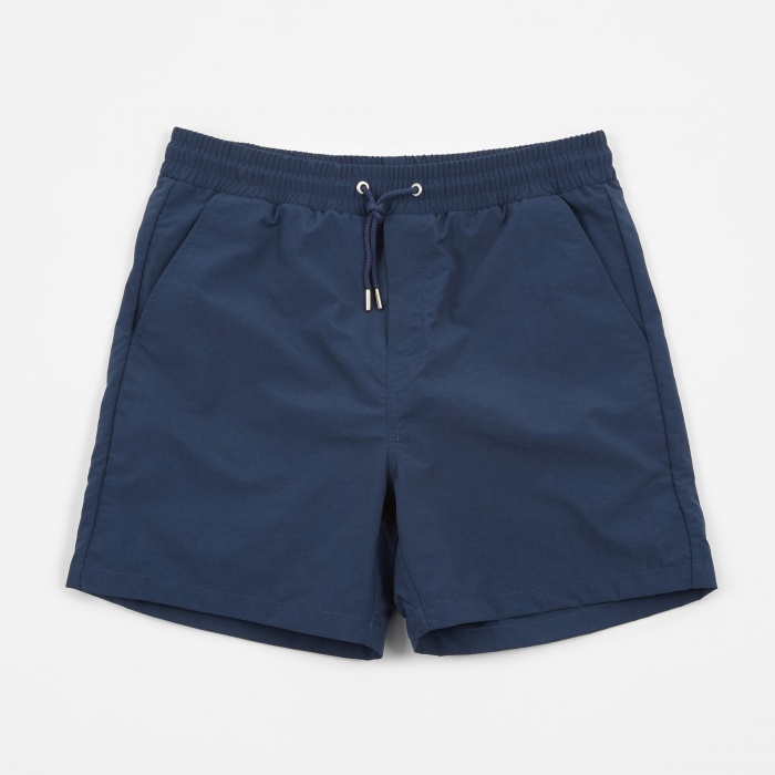 Norse Projects Hauge Swim Shorts - Dark Navy (Image 1)