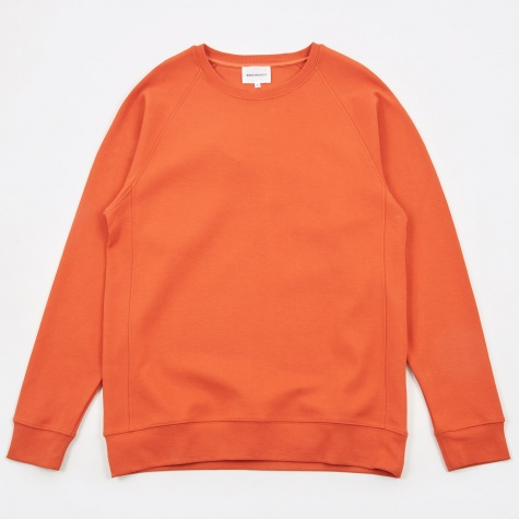 Vorm Summer Interlock Crewneck Sweatshirt - Burne
