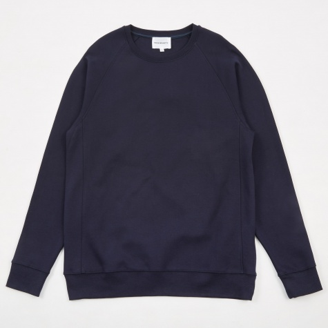 Vorm Summer Interlock Crewneck Sweatshirt - Dark