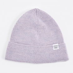 Norse Projects Norse Rib Beanie Hat - Heather