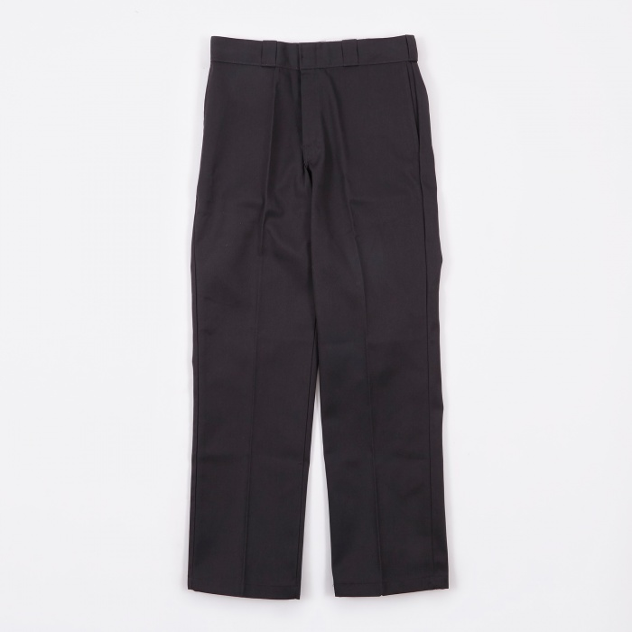 Dickies Original 874 Work Trousers - Charcoal Grey (Image 1)