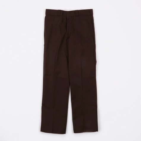 Original 874 Work Trousers - Dark Brown