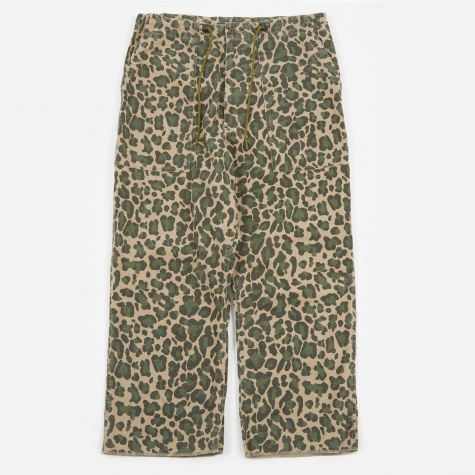 Fatigue Trouser - Leopard Camo