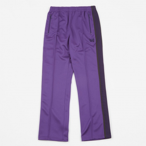 Narrow Track Pant - Purple