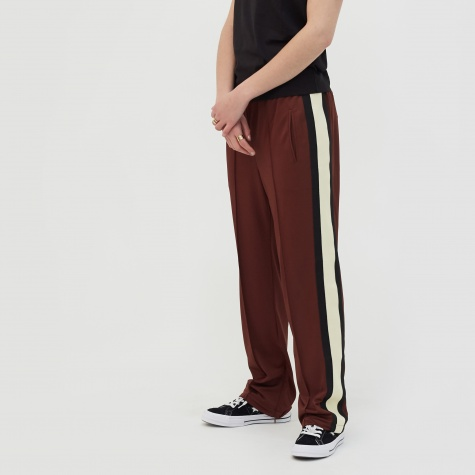 Dubois Polo Trouser - Chocolate Fondant