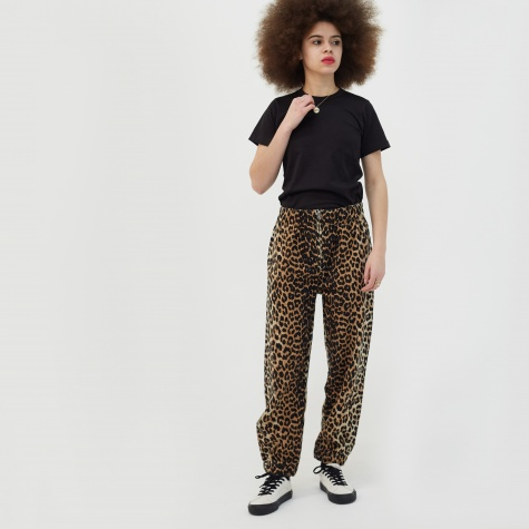 Camberwell Trouser - Leopard
