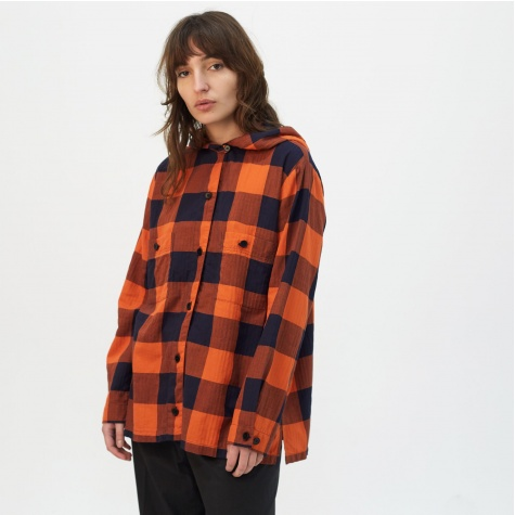 Grazia Shirt - Red Check