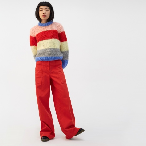 Ines Trouser - Red