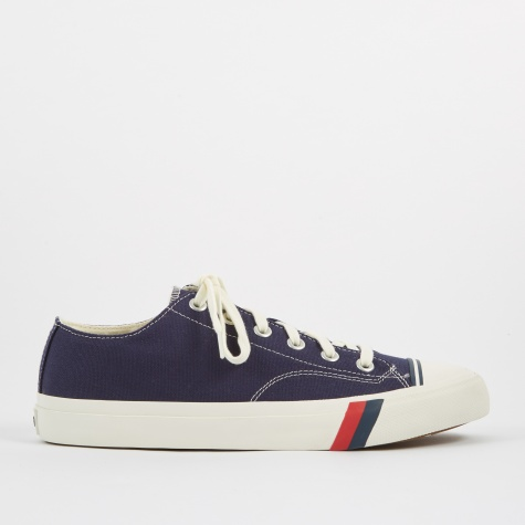 Royal Lo Classic Canvas - Navy