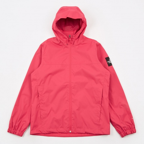 Mountain Q Jacket - Raspberry Red