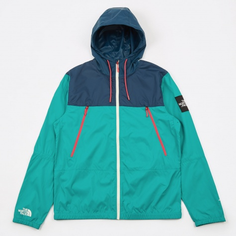 The North Face 1990 Mountain Jacket - Porcelain Green/Blue Wing
