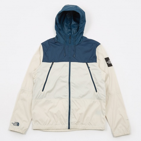 The North Face 1990 Mountain Jacket - Blue Wing Teal/Vintage Whi