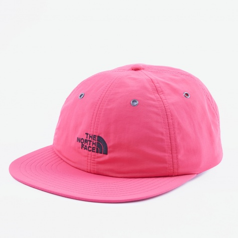 The North Face Throwback Tech Hat - Rasberry Red/Black