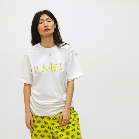 Perks And Mini Pamris Short Sleeve T-Shirt - White