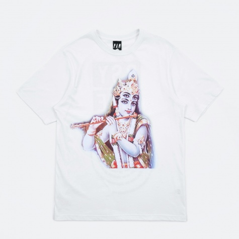 Perks And Mini Krishna Short Sleeve T-Shirt - White