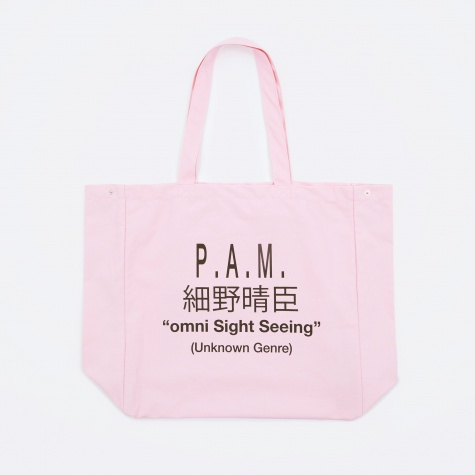Perks And Mini Krishna Tote Bag - Pink