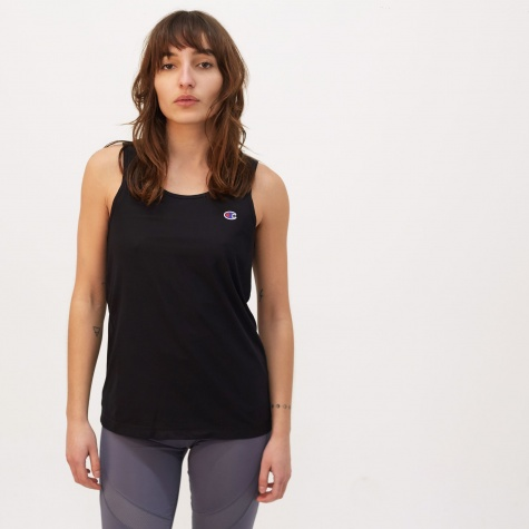 Athletic Vest - Black