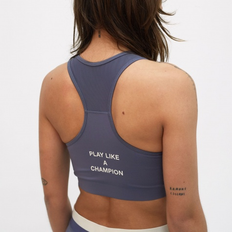 Sports Bra - Dark Grey