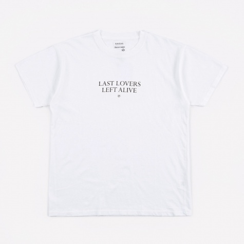 Last Lovers T-Shirt - White