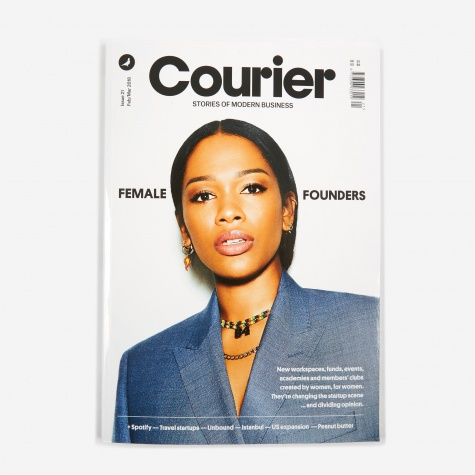 Courier Magazine - Issue 21