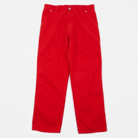 Tres Bien Carpenter Trouser - High Red Risk