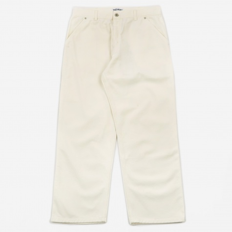 Tres Bien Carpenter Trouser - Snow White