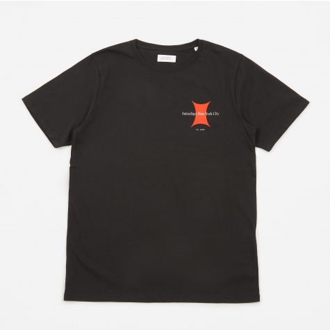 Super Ellipse T-Shirt - Black
