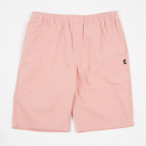 Brushed Beach Short - Rose