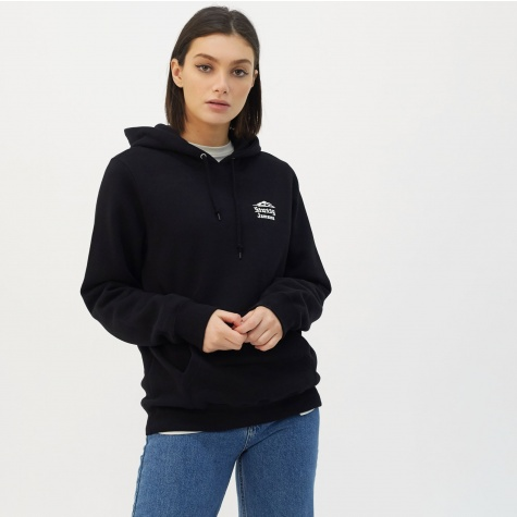 Paradise Hooded Sweatshirt - Black
